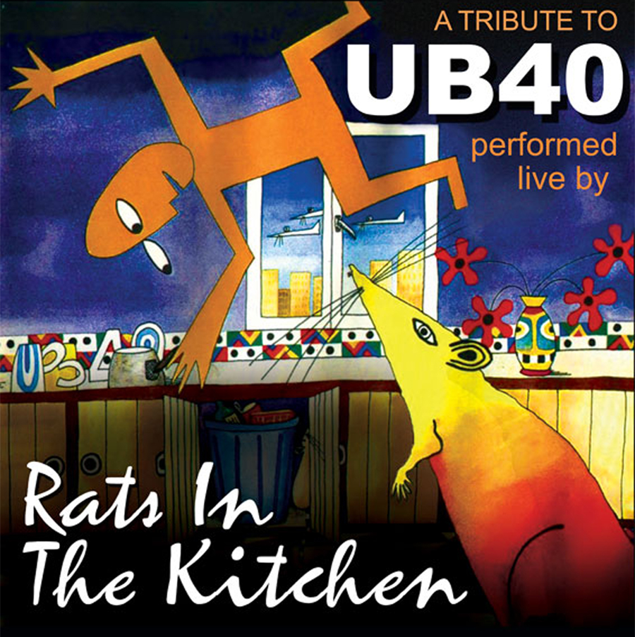 Rat In The Kitchen: Rats In The Kitchen
