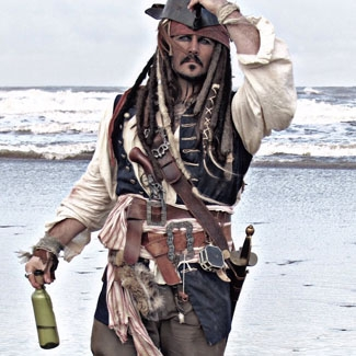 Captain Jack Sparrow - Adam