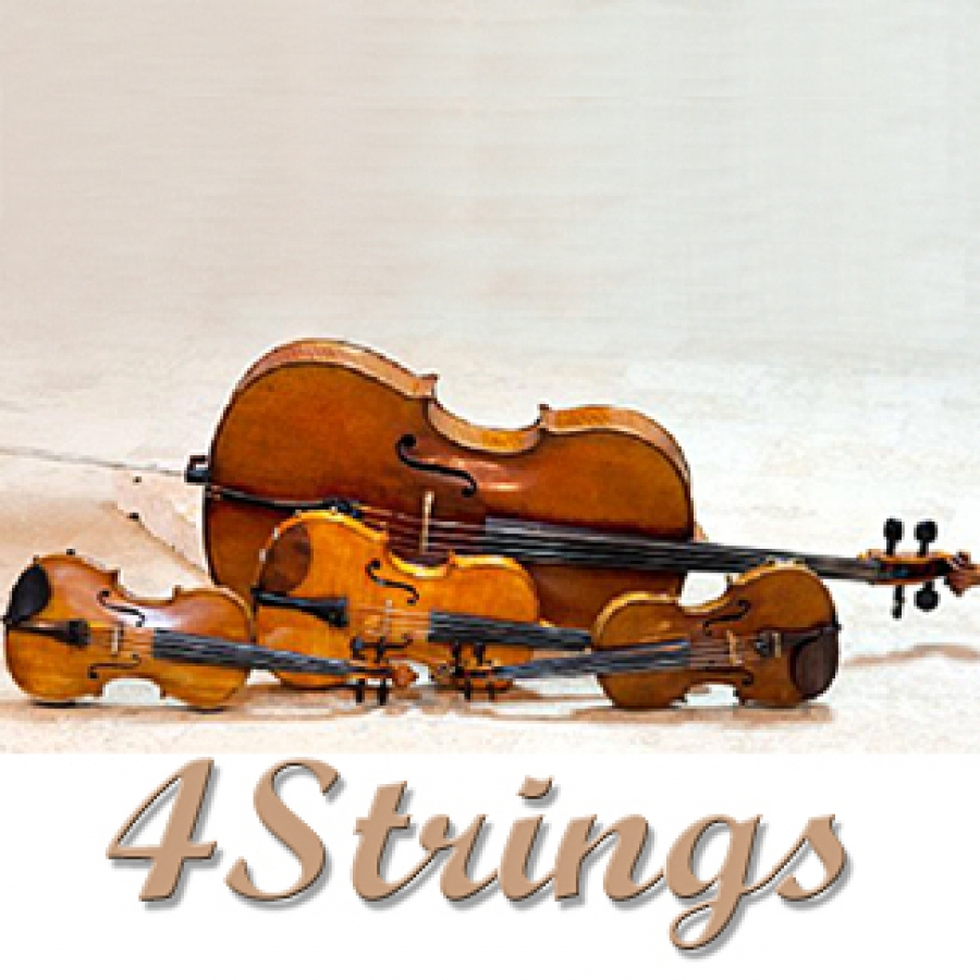 String Quartet - 4 Strings