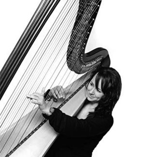 Harpist - Amanda Whiting