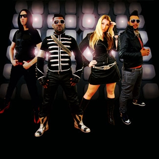 Black Eyed Peas - Peaz
