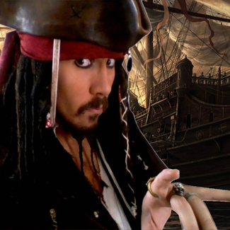 Captain Jack Sparrow - Kenny