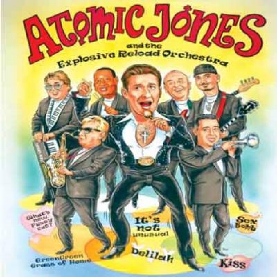 Tom Jones - Atomic Jones