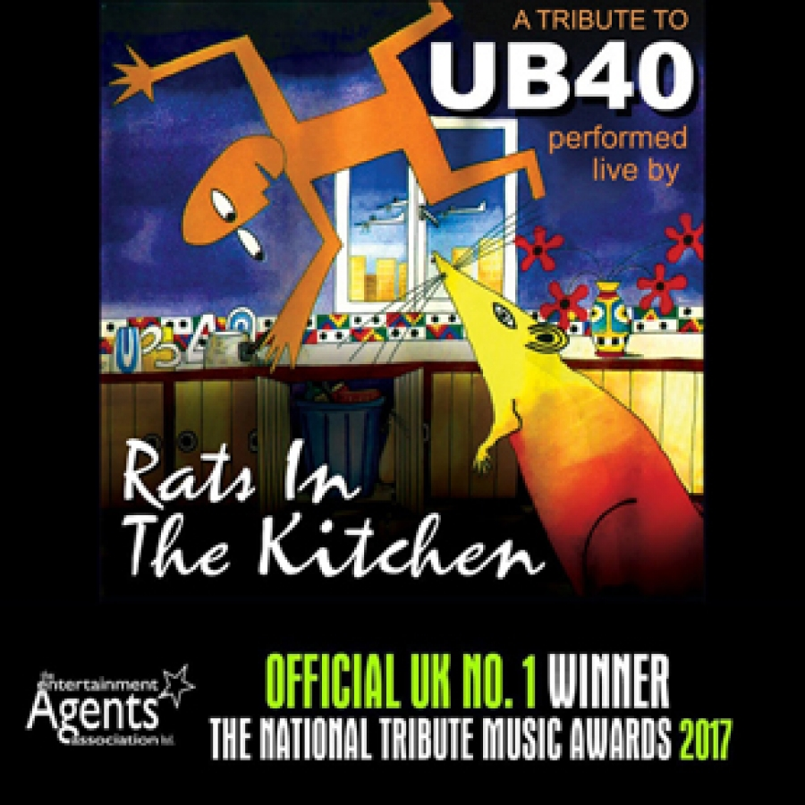 UB40 - Rats In The Kitchen