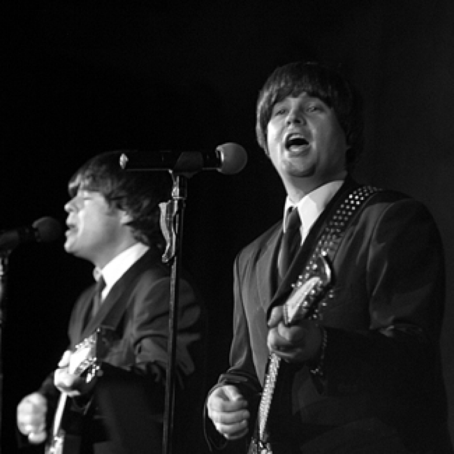 Beatles - The Two Beatles